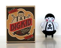 Johnny Cupcakes Big Kid Packaging