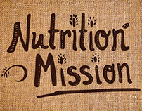 Nutrition Mission - Logo Design