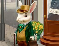 Rabbit Peter
