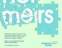 Puzzle - Alzheimers Campaign