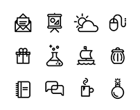 102 Multipurpose Icons