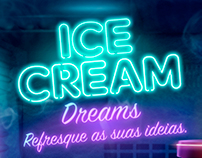 Wallpaper-Ice Cream Dreams
