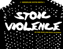 Stoic Violence + Afliccion + Arritmia