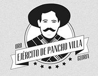 Logo Ejercito de Pancho Villa!!