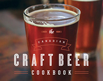 Canadian craft beer stars in cookbook