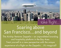 Marketing Collateral | Airship Ventures