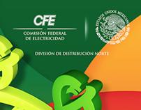 Set Convención CFE