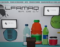 Alfamaq Stand