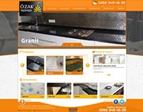 Mermer Firma Web Sitesi