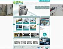 Siemens Beyaz Eşya Web Sitesi