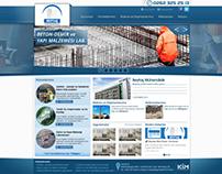 Mühendislik Web Sitesi
