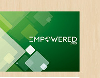 Empowered Business Cards