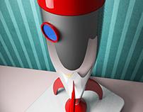 Rocket Trophy