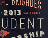 Student Leadership Conference Shirts - Global Brigades