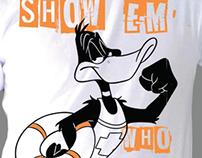 Looney Tunes summer t-shirts