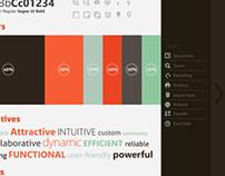 Onvard UI Design Iterations