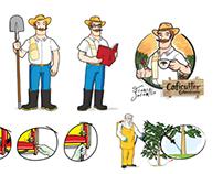 Corporate Branding Illustrations