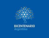 Identidad visual Bicentenario de Argentina