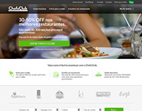 Website ChefsClub