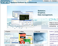 Stata Website: Drafts