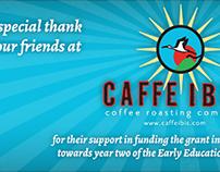 Cafe Femenino Foundation web slides