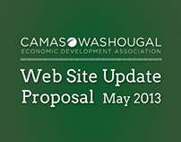 CWEDA Request for Proposal Reply, Print/Digital