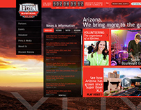 Arizona Super Bowl XLIX Host Committee Website