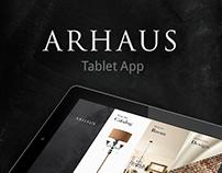 Arhaus Tablet App