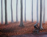 Autumn Forest Ride