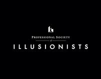 Logo: The Illusionists