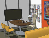 Steelcase CEO Office Redesign