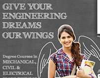 Hoardings / Billboards for Engineering Institute