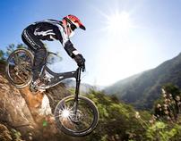 Random Downhill MTB Images