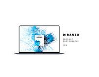 DIRANZO · Product Photography