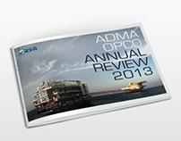 ADMA Annual Report 2013