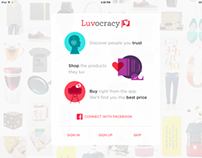 Luvocracy For iPad