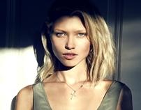 Hana Jirickova for ELLE