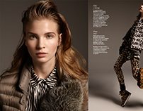 Jungle Mix - Animal Prints for F Magazine Italia