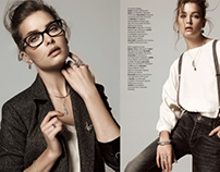 Maschile Delux for F Magazine Italia