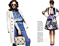 POIS Remix for Cosmopolitan Italia Feb 2014