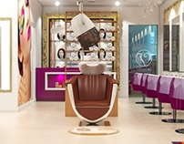 CGI Beauty Salon