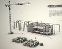 Cogeneration Plant 3D  Explanation
