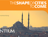 Concept Magazine - The Shape of Cities to Come