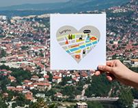 Sarajevo Dingbats