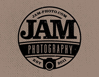 JAM Photography Logo
