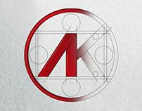 AHMED KHALIL  design Studio (MY) logo
