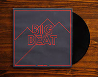 Modré hory — Bigbeat | School project