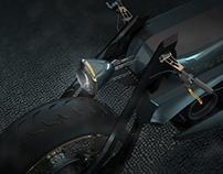 Harley-Davidson  |  Concept J