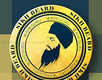 Sikh Beard Logo (Concept Art)