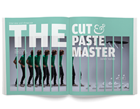 The Cut & Paste Master